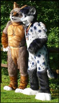 Parowan and Kimura at Confuzzled 2016