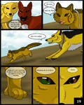 The Beginning of the End Page 19 by NomadicNova