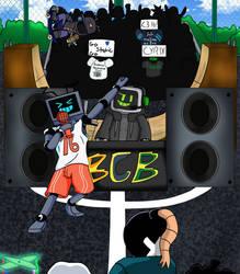 FNF- Hex/Cyrix/Static: Broadcast Boyz
