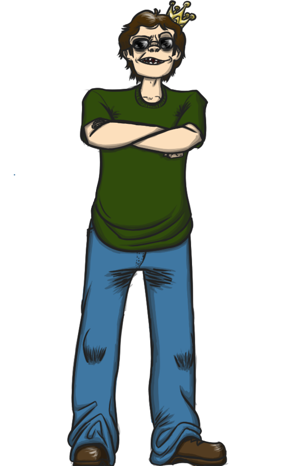 KY of Vinesauce by Qrn103