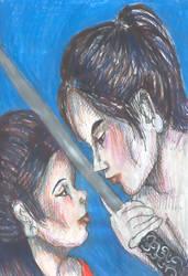 Sword of Love by soulstorage