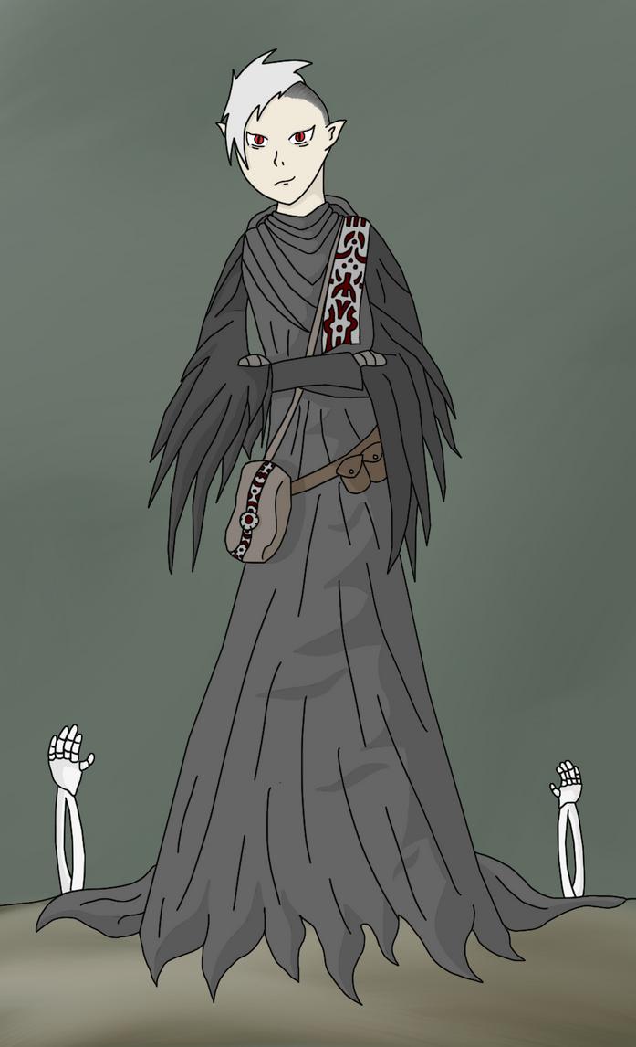OC: Se'kariath by Ninjastorm45