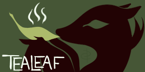 Tealeaf Gardens Icon by PaintedCricket