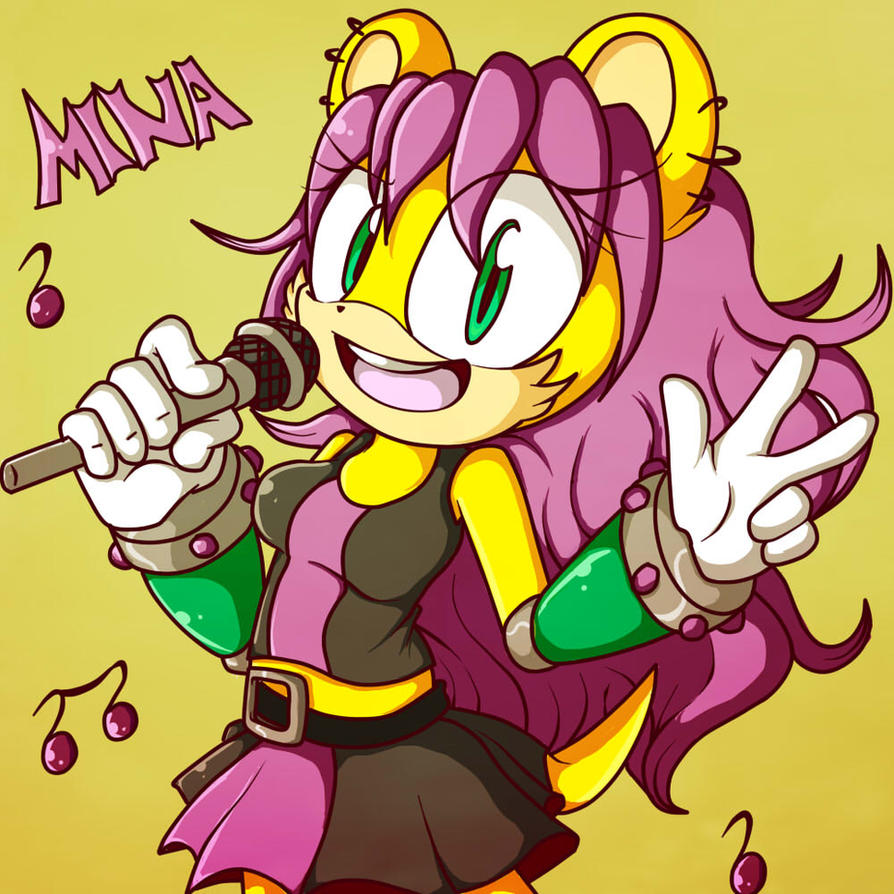 mina the mongoose by turboblaze1