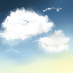 Clouds by Curulin