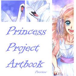 Princess Project Artbook Preview