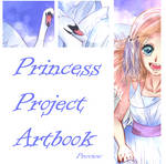 Princess Project Artbook Preview by Curulin