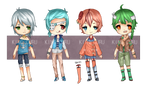 KINGCURU Collab Set Price/Auction :OPEN: by Curulin