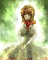 Contest Prize: Kiyou-rin by Curulin