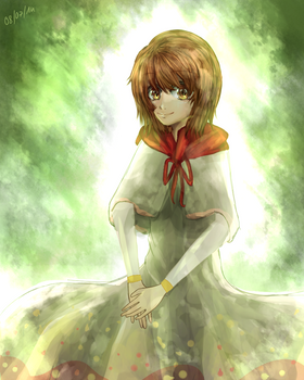 Contest Prize: Kiyou-rin