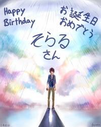 Happy Birthday Soraru-san