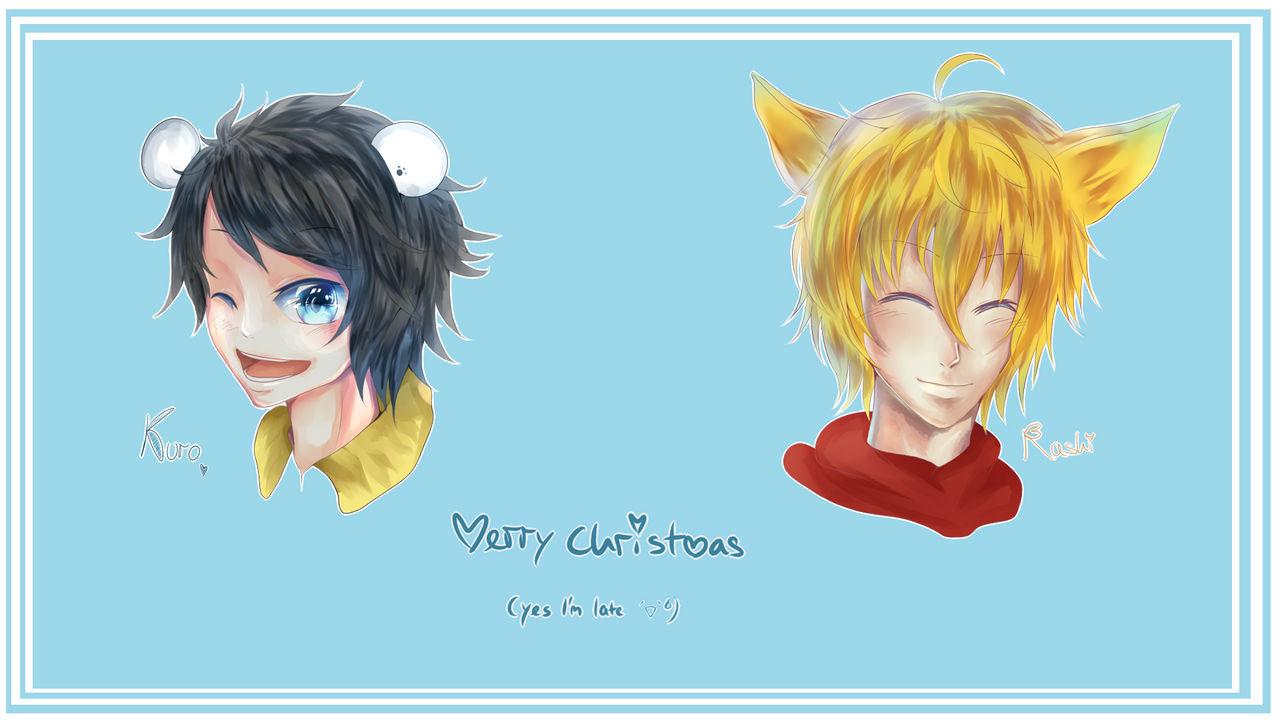 Merry Christmas 2/3 by Curulin