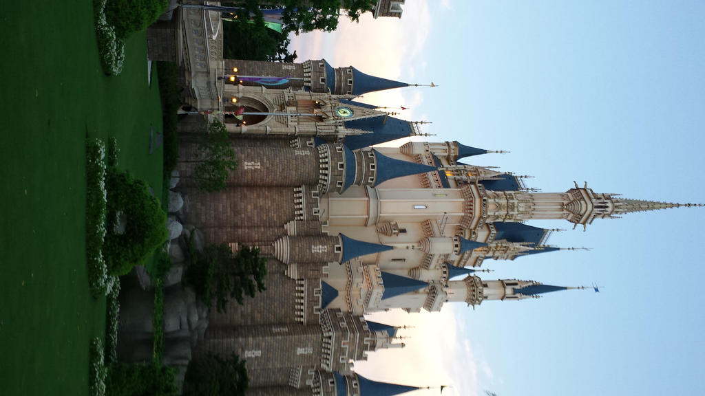 Disneyland by Curulin