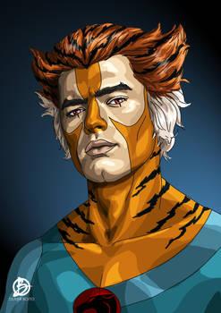Tygra Illustration - Thundercats