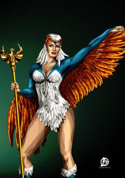 Sorceress of Grayskull Illustration - M.O.T.U