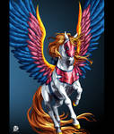 Swiftwind Illustration - Princess Of Power
