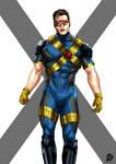 Cyclops Design X-Men