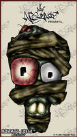 Mummy Head WIP