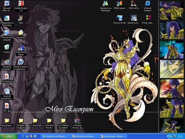 Scorpio No Milo Desktop