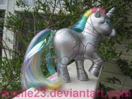 My Little Pony Robot Unicorn 1 by noelle23