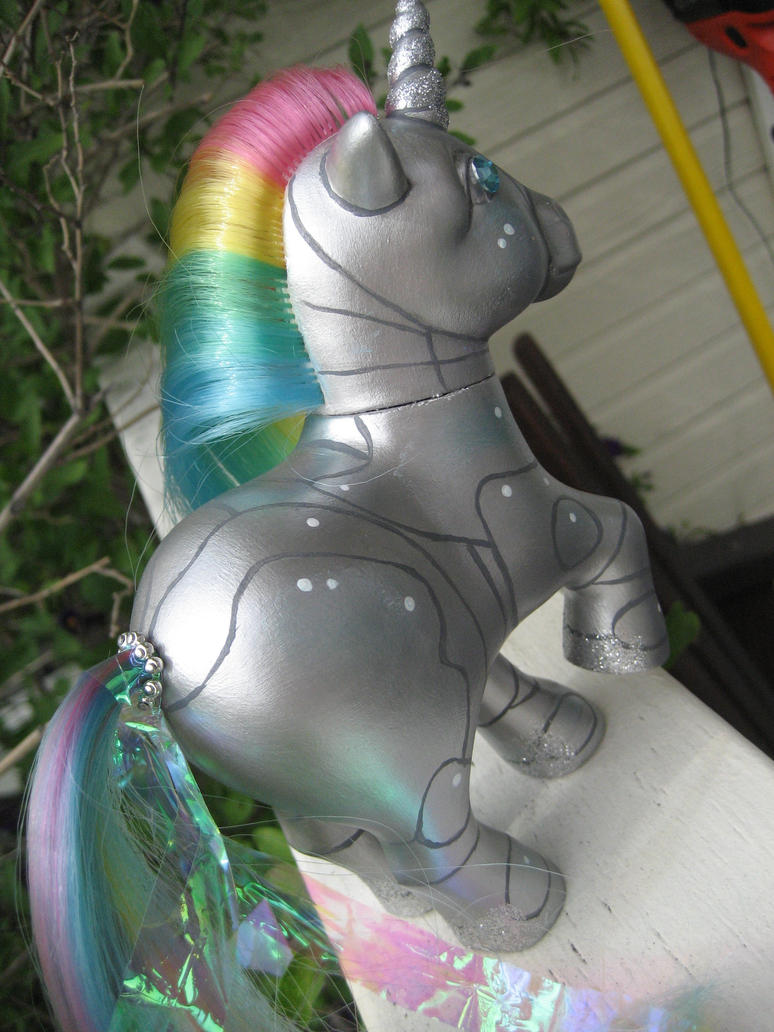 My Little Pony Robot Unicorn 2 by noelle23