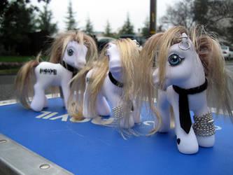 BRAY Ponies