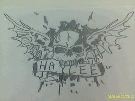 Drawing With My Name In It by Angelofdarkness199