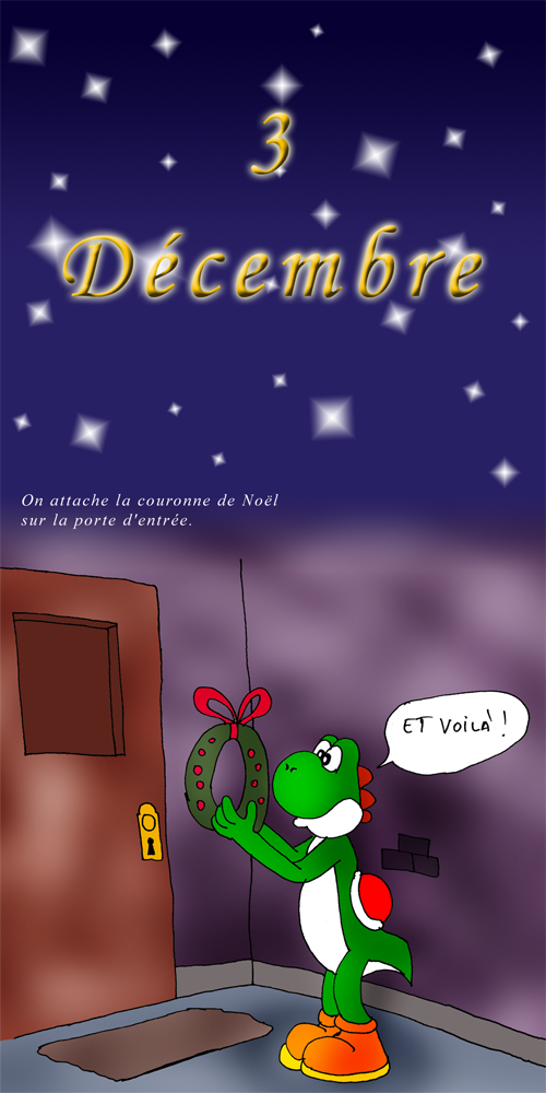 advent calendar 3rd december by zefrenchm on deviantart. Black Bedroom Furniture Sets. Home Design Ideas