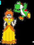 Daisy and Yoshi