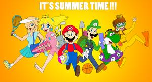 Mario Summer time