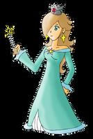 Princess Rosalina by ZeFrenchM