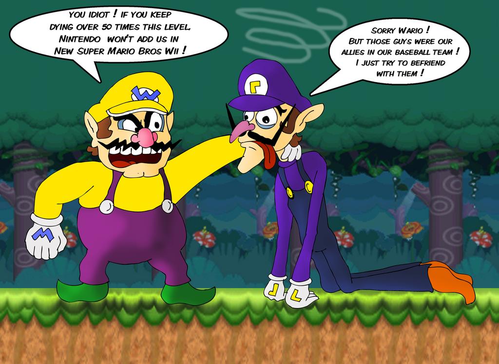Wario farts on peach - Mario Kart: Triple Dash! | Wackishly Awesome