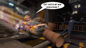 Wario Kart Underground