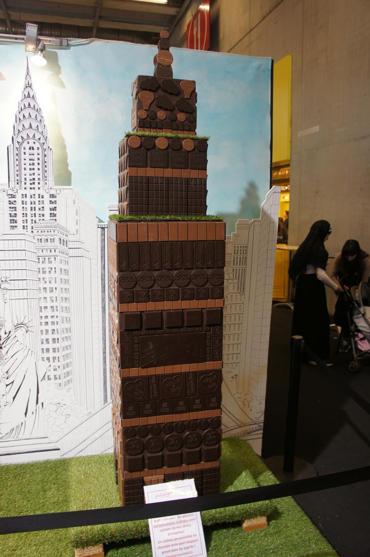 Salon du chocolat 2014 64 by zefrenchm on deviantart for Salon du chocolat montauban