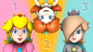[SFM] 1...2...3 a royal trio !
