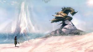 Skyrim - Dragonborn by Rafaken