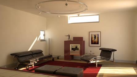 Interior Scene - SPA 01