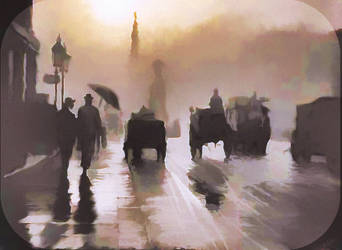 19th-century London