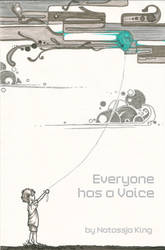 Comic Book: Everyone has a Voice by NatassjaKing