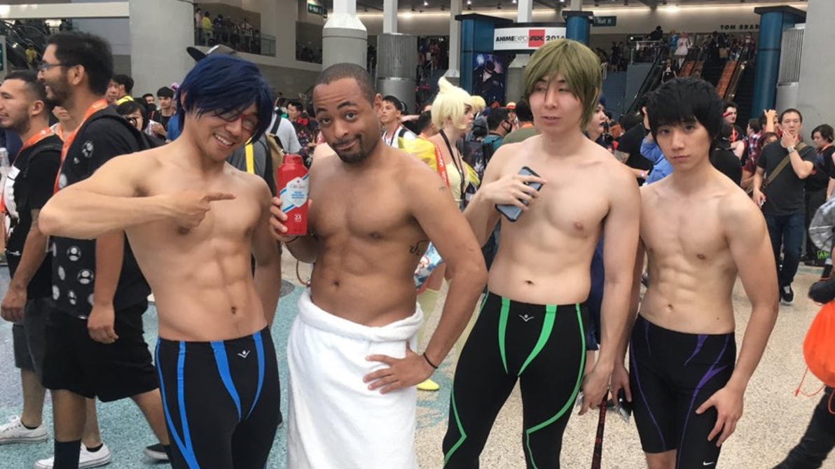 ax 2016 free and old spice cosplay by spacestation91 on deviantart