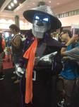 AX 2017 - Scaramouche Samurai Jack Cosplay