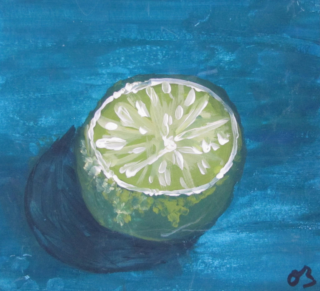 Lemon. by Oc-b