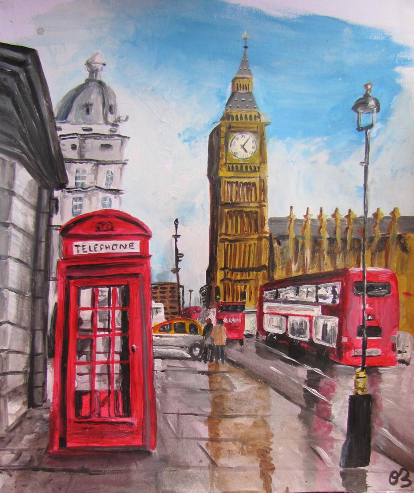 London. by Oc-b
