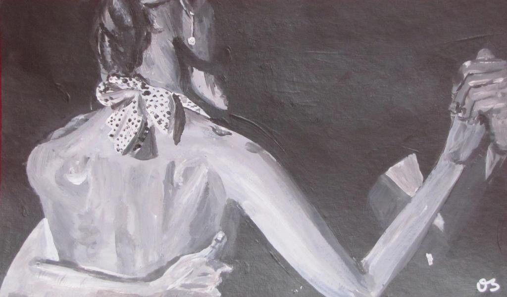 Dancing in the dark. by Oc-b