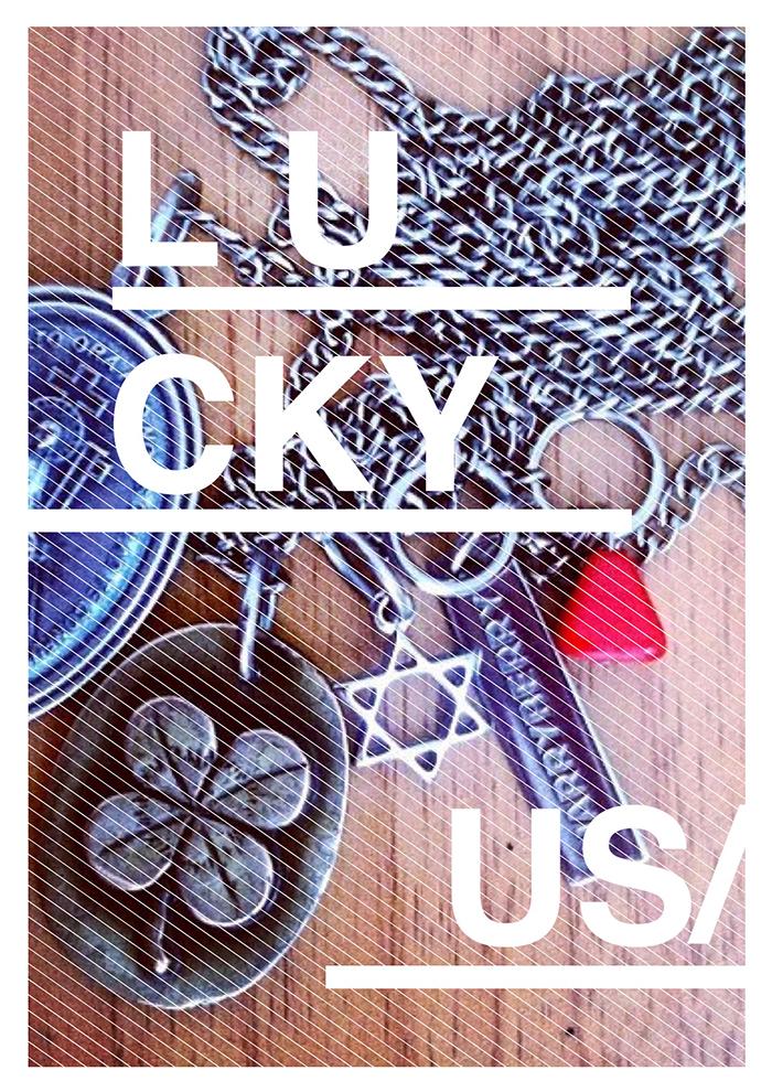 Lucky us. by delaram
