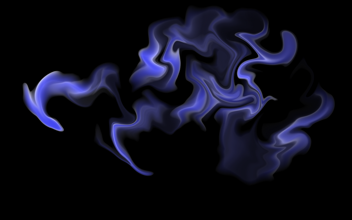 Blue Smoke by Untergunter