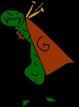 Gurken by dacheese-fleshbeast