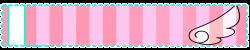 Pink banner by Kairi-rin