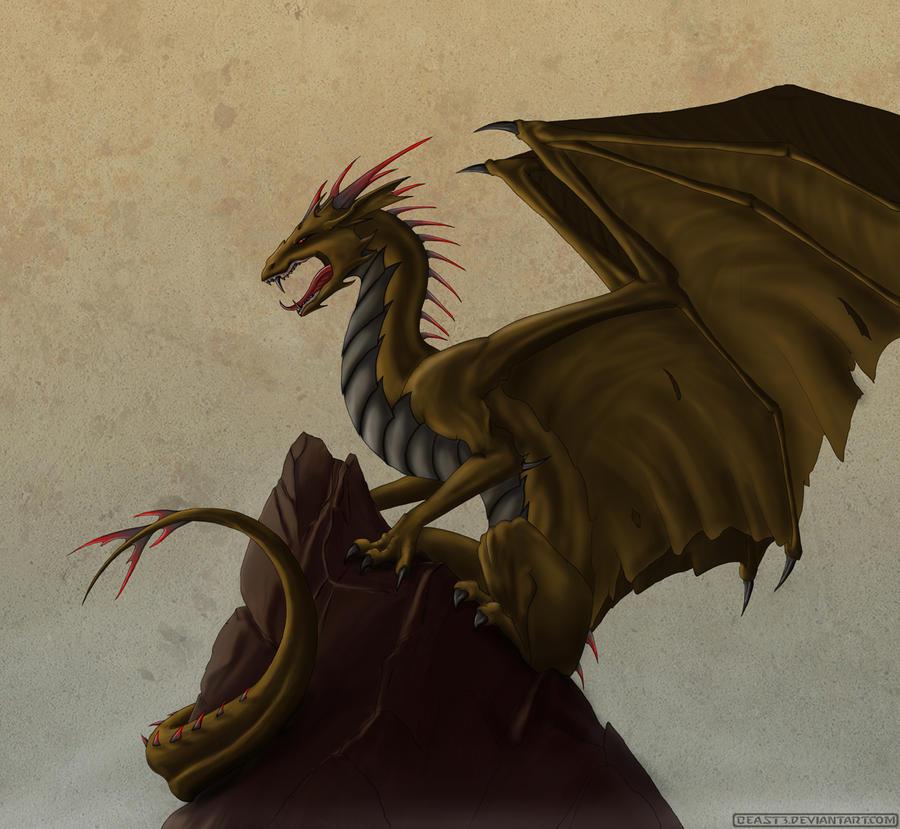 Drache Zodac by Beast3