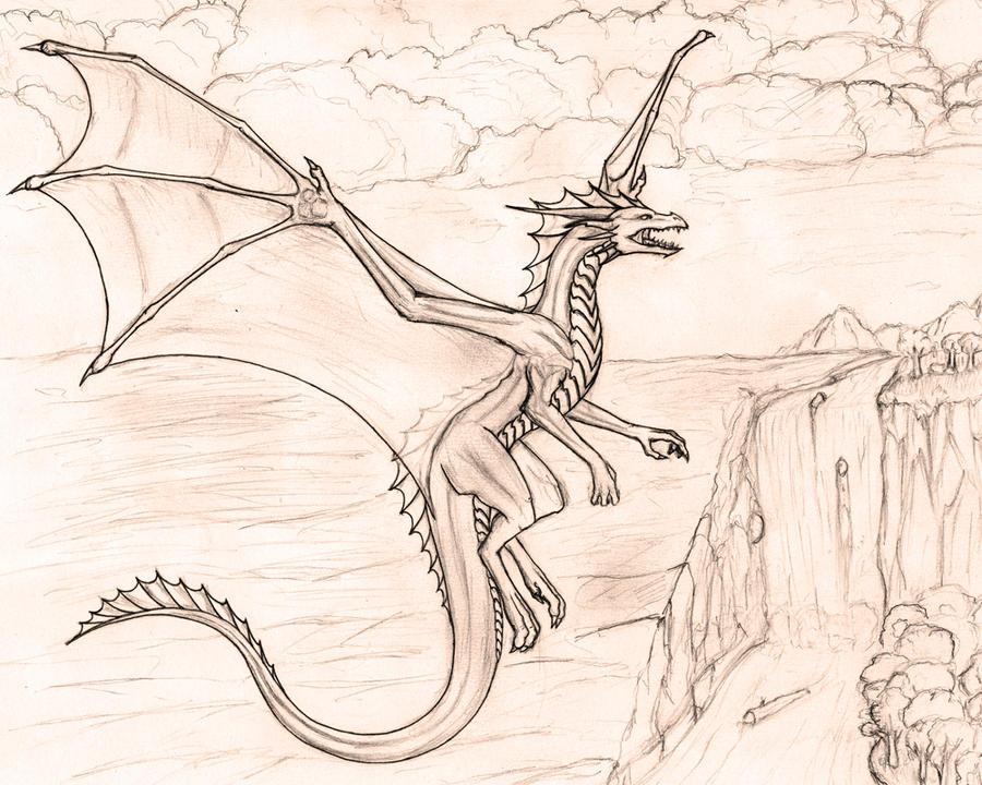 Flying Xorg by Beast3